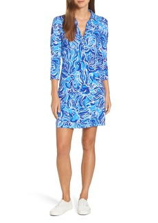 Lilly Pulitzer® Ansley UPF 50+ Polo Shift Dress