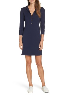 Lilly Pulitzer® Ansley UPF 50+ Polo Shift Dress