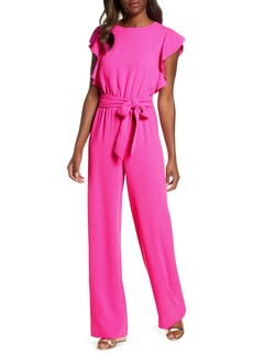 Lilly Pulitzer® Anya Flutter Sleeve Jumpsuit