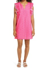 Lilly Pulitzer® Astara Eyelet Shift Dress