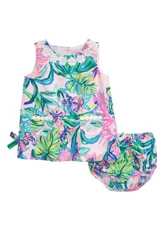 Lilly Pulitzer® Baby Lilly Cotton Dress (Baby)