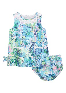 Lilly Pulitzer® Baby Lilly Shift Dress (Baby)