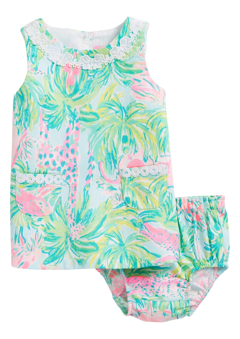 1da6bf20b Lilly Pulitzer Lilly Pulitzer® Baby Lilly Shift Dress (Baby Girls ...
