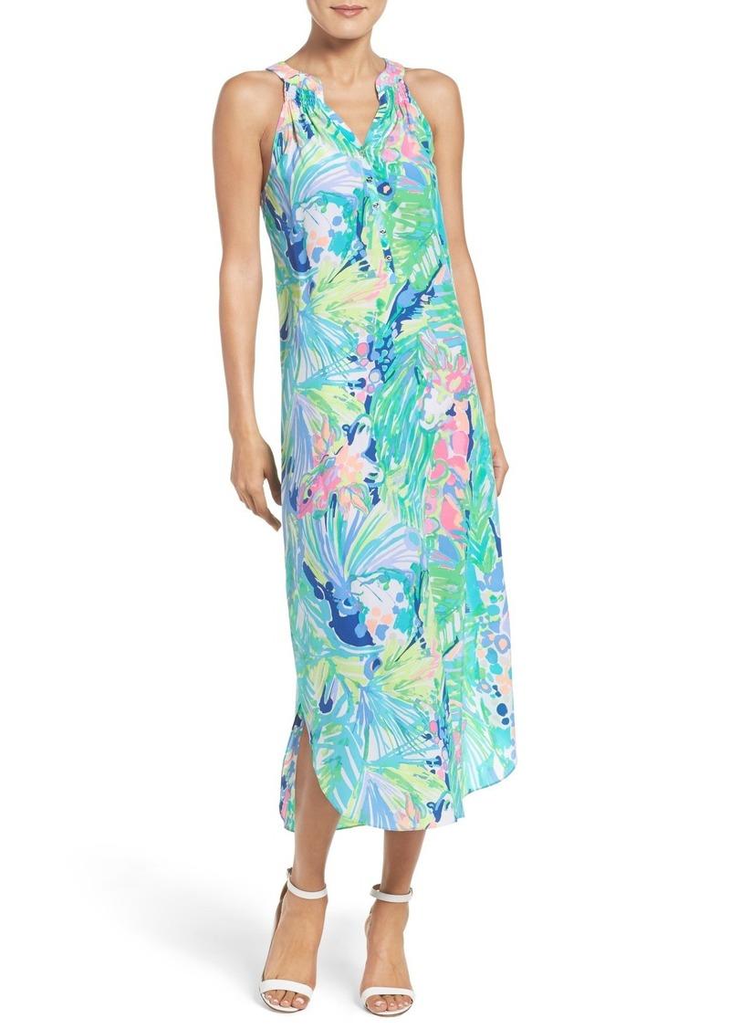eda9a3187f608 Lilly Pulitzer Lilly Pulitzer® Bailey SIlk Midi Dress