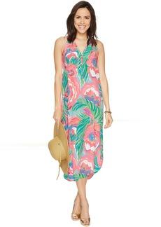 Lilly Pulitzer Bailey Silk Midi Dress