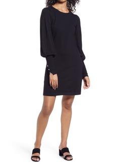 Lilly Pulitzer® Bambrey Long Sleeve Merino Wool Sweater Dress