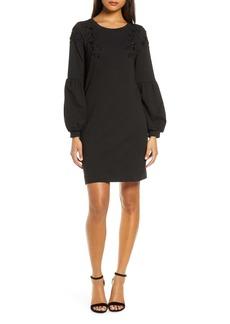 Lilly Pulitzer® Bartlett Embellished Sweatshirt Dress