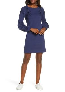 Lilly Pulitzer® Bartlett Long Sleeve Sweatshirt Dress
