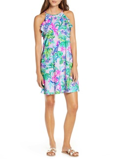 Lilly Pulitzer® Billie Ruffle Shift Dress