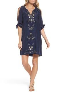 Lilly Pulitzer® Bryce Silk Shift Dress