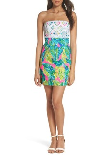 Lilly Pulitzer® Brynn Strapless Dress