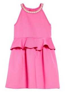 Lilly Pulitzer® Caesara Sleeveless Dress (Toddler Girls, Little Girls & Big Girls)