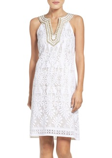 Lilly Pulitzer® Calera Lace Shift Dress