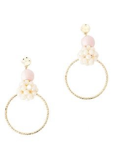 Lilly Pulitzer® Caliente Statement Hoop Earrings