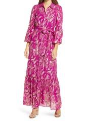 Lilly Pulitzer® Cardi Silk Blend Maxi Dress