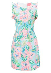 Lilly Pulitzer® Carmelisa Floral A-Line Dress
