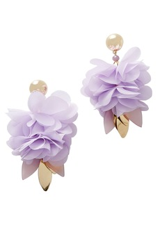 Lilly Pulitzer® Cascading Petals Statement Drop Earrings