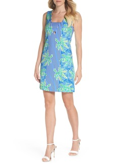 Lilly Pulitzer® Chiara Stripe & Floral Print Dress
