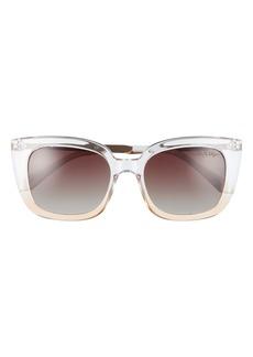 Lilly Pulitzer® Circe 52mm Polarized Cat Eye Sunglasses