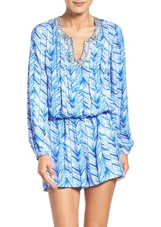 Lilly Pulitzer® Colby Embellished Romper