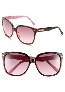 Lilly Pulitzer® 'Courtney' 58mm Sunglasses