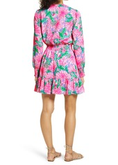 Lilly Pulitzer® Cristiana Stretch Long Sleeve Minidress