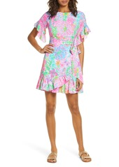 Lilly Pulitzer® Darlah Ruffle Dress