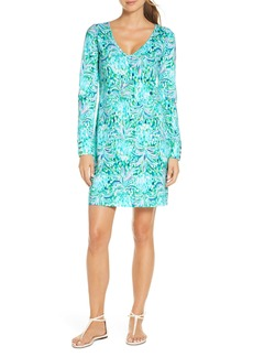 Lilly Pulitzer® Davie Floral Long Sleeve Dress