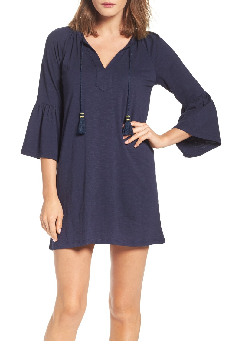 Lilly Pulitzer Lilly Pulitzer® Del Lago Tunic Dress Now $64.80