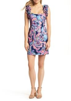 Lilly Pulitzer® Devina Ruffle Strap Dress