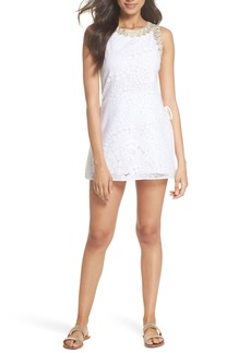 Lilly Pulitzer® Donna Lace Romper