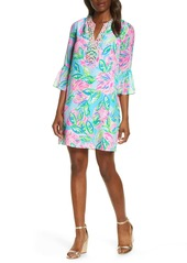 Lilly Pulitzer® Elenora Floral Silk Shift Dress