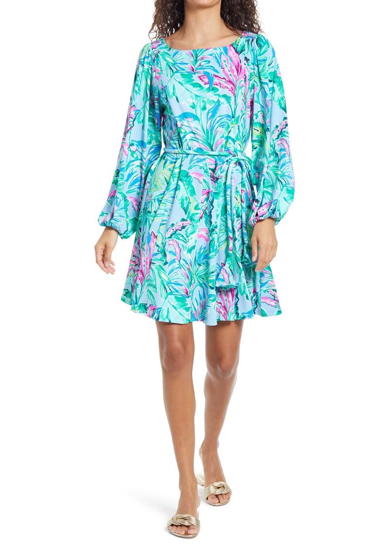 Lilly Pulitzer® Ellora Print Long Sleeve Dress
