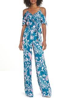 Lilly Pulitzer® Emilea Cold Shoulder Jumpsuit