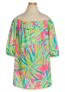Lilly Pulitzer® Enna Print Dress (Toddler Girls, Little Girls & Big Girls)