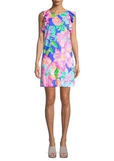 Lilly Pulitzer Esmeralda Shift Dress