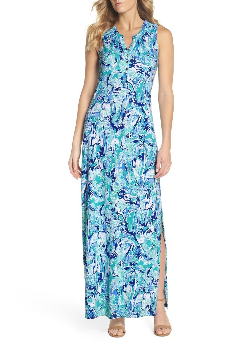 bc166b364b412d Lilly Pulitzer Lilly Pulitzer® Essie Maxi Dress | Dresses