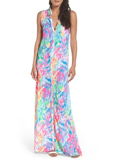 Lilly Pulitzer® Ezra Maxi Shirtdress