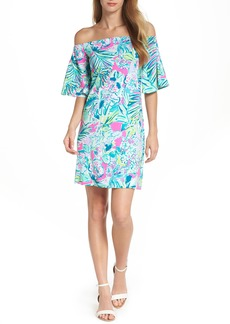 Lilly Pulitzer® Fawcett Off the Shoulder Dress
