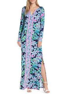 Lilly Pulitzer® Faye UPF 50+ Maxi Dress