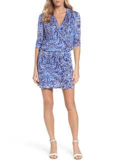 Lilly Pulitzer® Felizia Silk Dress