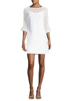 Lilly Pulitzer Fontaine Lace Dress