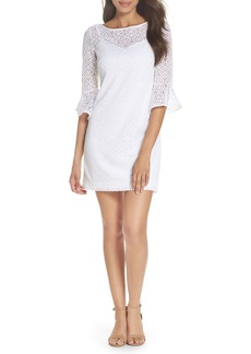 Lilly Pulitzer® Fontaine Lace Minidress