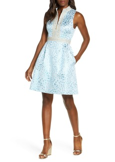 Lilly Pulitzer® Franci Fit & Flare Dress