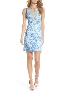 Lilly Pulitzer® Gabby Sleeveless Sheath Dress