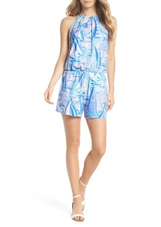 Lilly Pulitzer® Gianni Sleeveless Romper