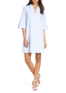 Lilly Pulitzer® Ginger Dobby Stripe Shift Dress