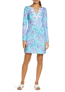 Lilly Pulitzer® Harper Long Sleeve Shift Dress