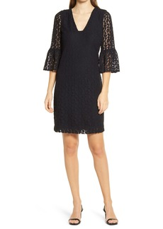 Lilly Pulitzer® Jaclene Leopard Lace Onyx Dress
