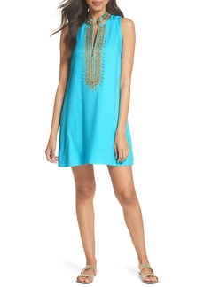 Lilly Pulitzer® Jane Embroidered Shift Dress